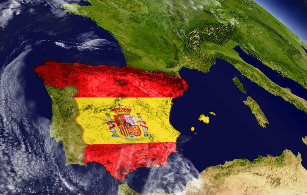 Hoe groot is Spanje