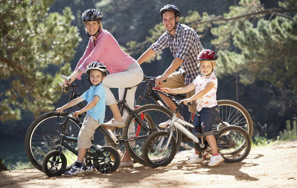 Regels voor fietsen in Spanje