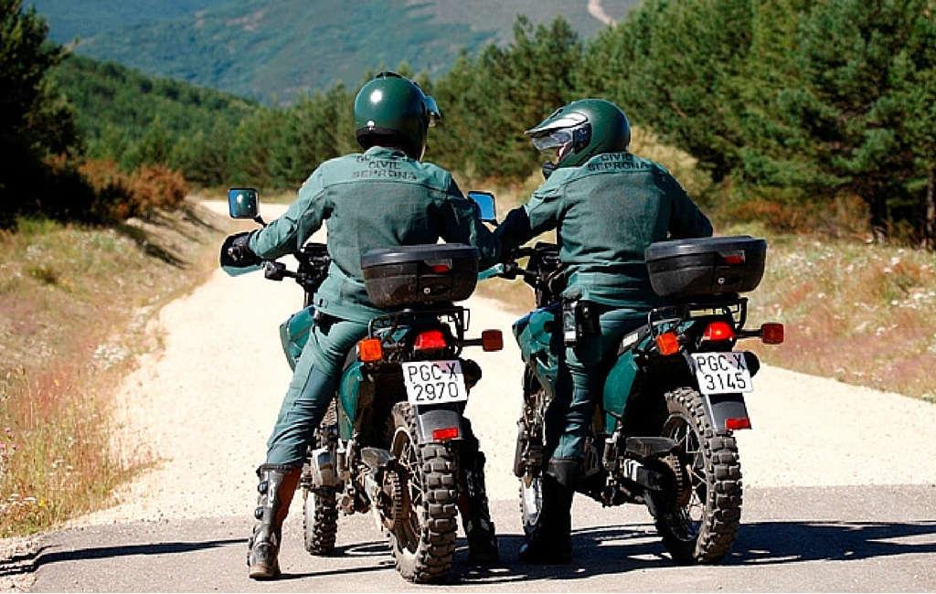 De dieren- en milieupolitie van Spanje