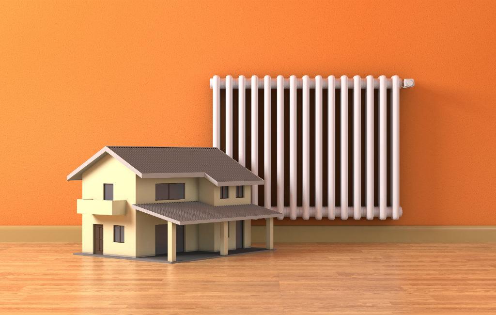Manieren Van Verwarming In Huis In Spanje