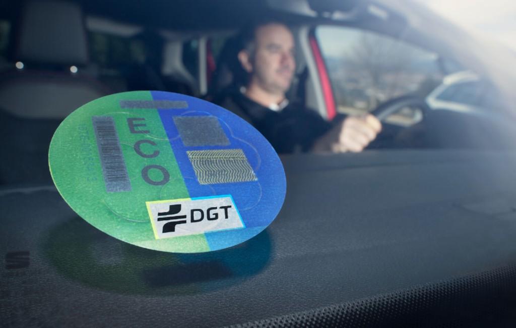 Alles over milieustickers voor voertuigen in Spanje