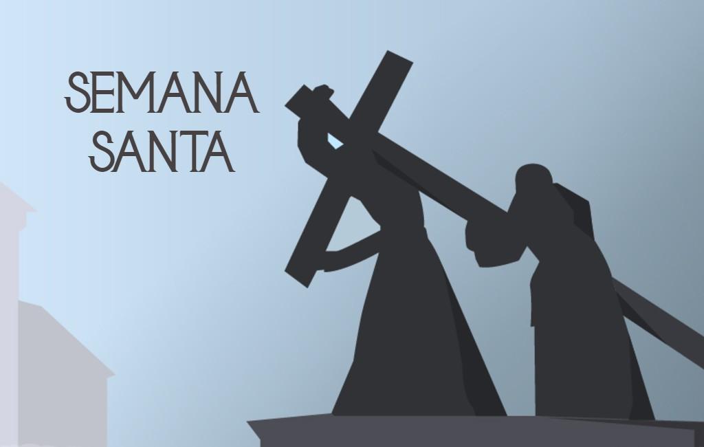 Tradities tijdens de Semana Santa week in Spanje