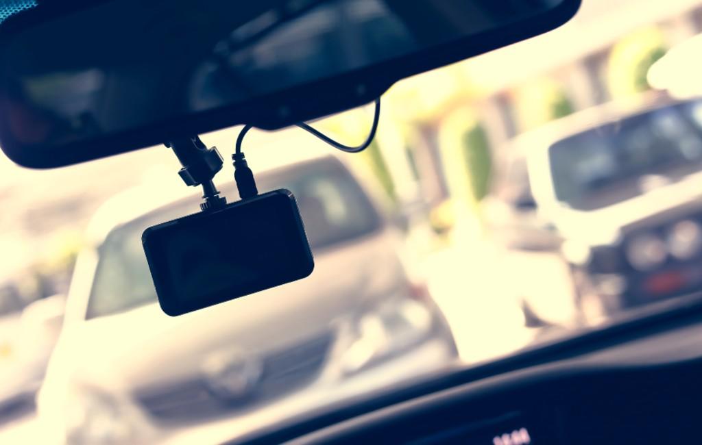 Gebruik van dashcam of camera in de auto in Spanje