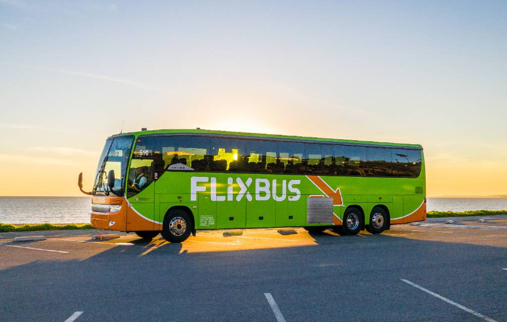 Flixbus in Spanje