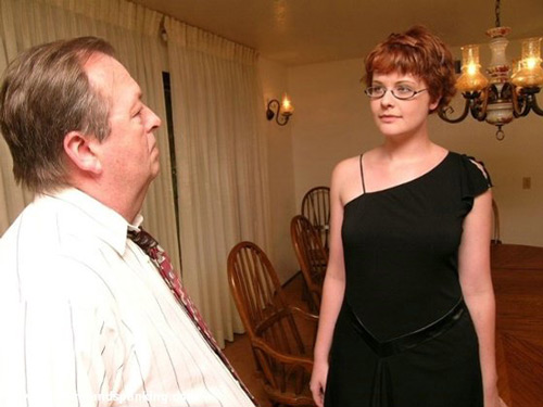 Analisa Devonshire is told that she will be caned to ensure her promotion