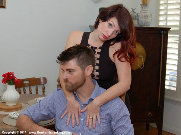 Katya Nostrovia in Sugar Daddy at Firm Hand Spanking