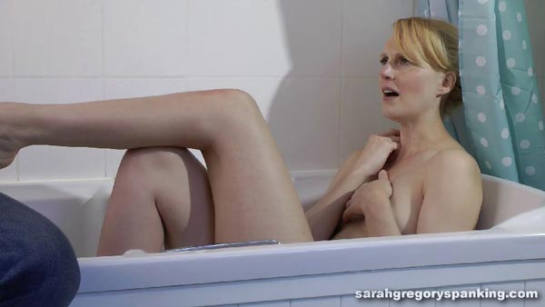 Landlord walks in on Amelia Jane Rutherford naked in the bath