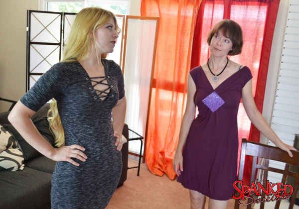 Harley Havik Spanking Interview with Clare Fonda