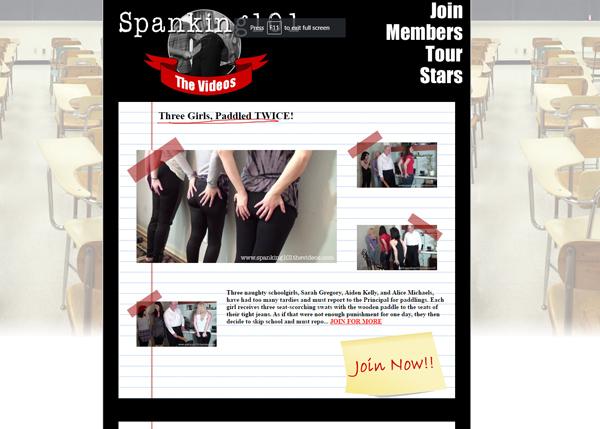 Spanking 101: The Videos