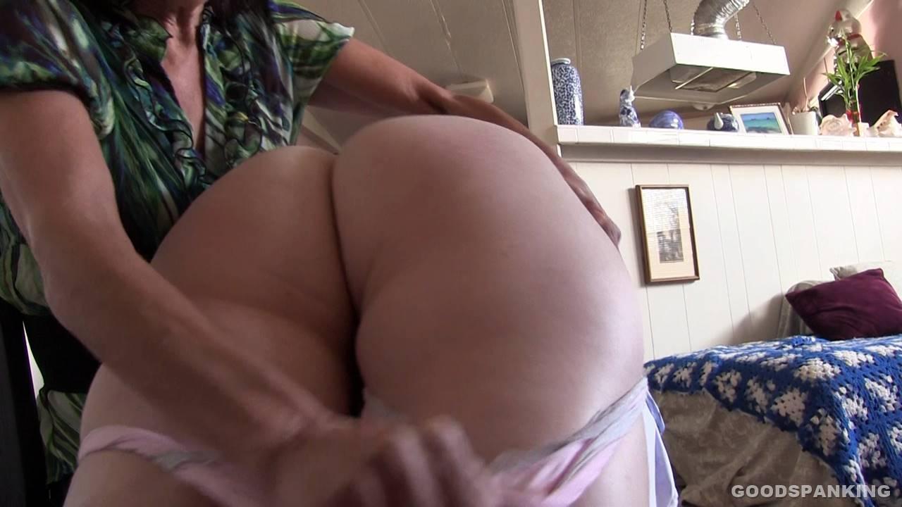 Ageplay video spank