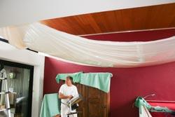 Decke renovieren leicht gemacht  Spanndecken Mettner