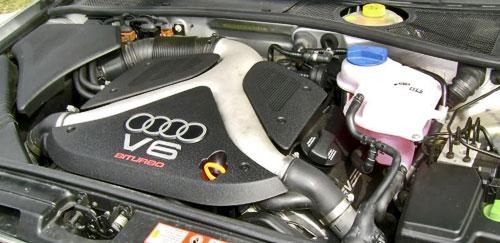 Thrust The Audi B5 S4 Spannerhead