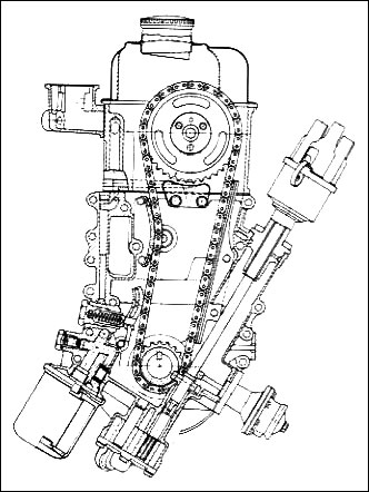 Technical Curiosities: Opel's Cam-In-Head Engine