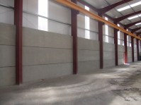 Prestressed Wall Panels, Precast Concrete Walls