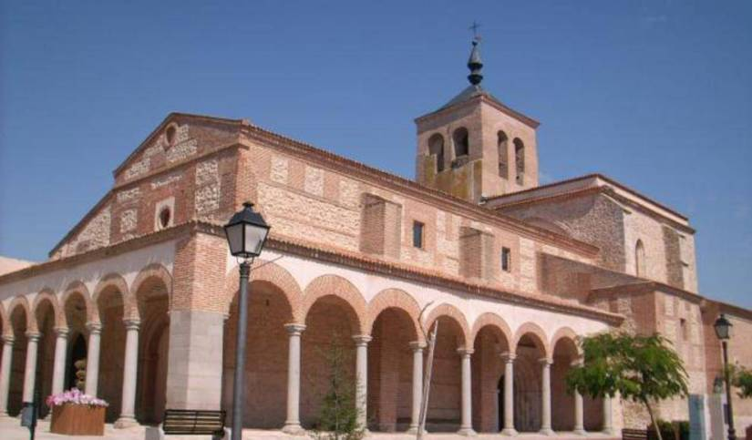 Olmedo Iglesia Santa Maria del Castillo