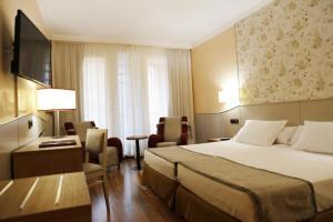 habitación doble superior balneario Arnedillo