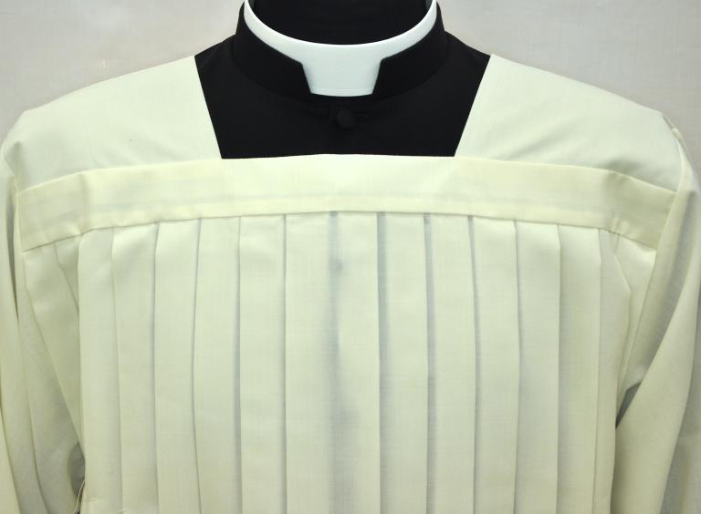 cotta misto lana plissettata mis100