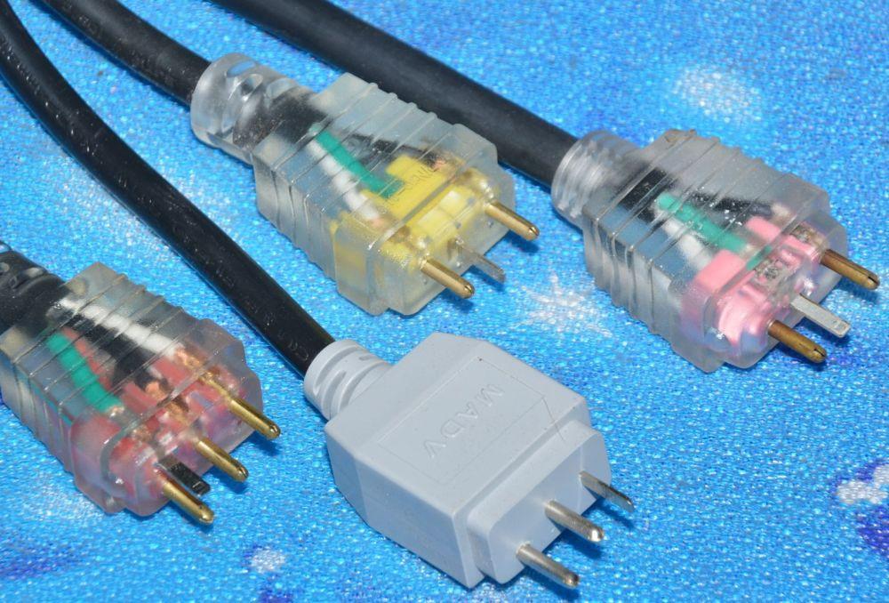 medium resolution of plug lead type mini j j jj used on gecko hydroquip older balboa older spaquip
