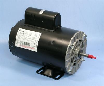 "2 speed 230v 120a 56fr 1110014 bare motor 65"" diam ao smith century  718756302 us motors tt505 bare motor only"
