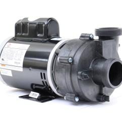 Cal Spa Pump Wiring Diagram Cat 3 Rj11 Puum2202582fr 230 Volt 8a 56 Frame Two Speed 2 Quotsd