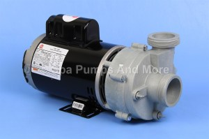 PUUMSC2402582F replacement ENERGY EFFICIENT Spa Pump 230V 8A 56FR 2speed 2