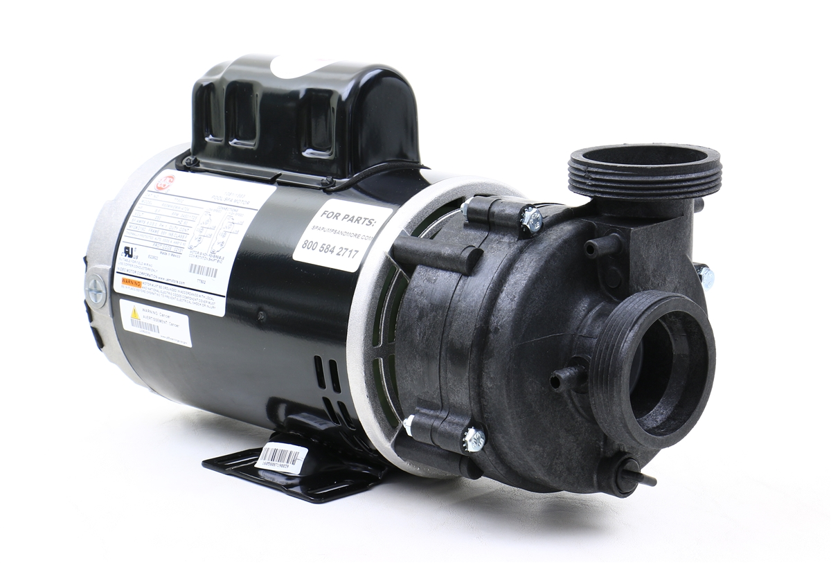 hight resolution of cal spa pump wiring diagram spa pump replacement puupc2152582f 1015103 marquis 5kcr48sn2385x rh spapumpsandmore