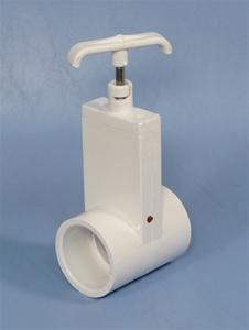 spa pump shutoff valve