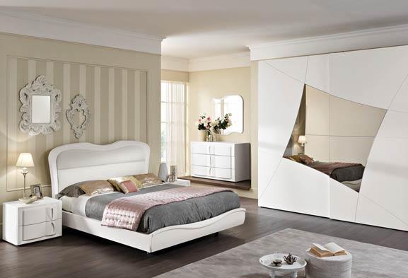 100 idee camere da letto moderne colori illuminazione arredo. Spar Camere Da Letto