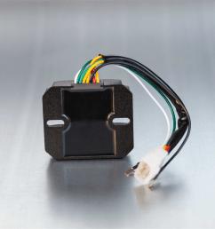 12v 3 phase em regulator rectifier [ 1620 x 1080 Pixel ]