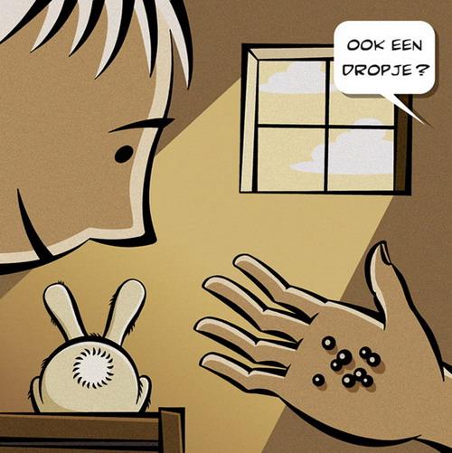 Dropje (c) Erik de Graaf