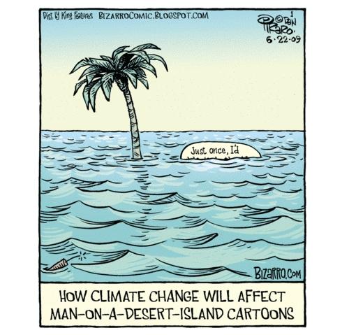 Climate Change by Dan Piraro