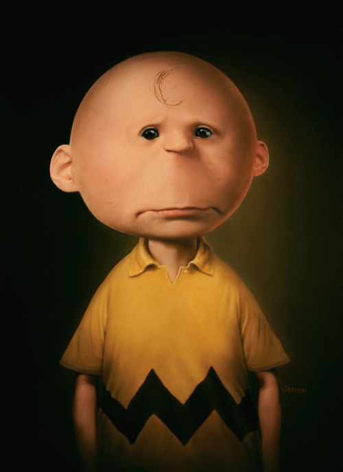 Real Life Charlie Brown by Tim O'Brien