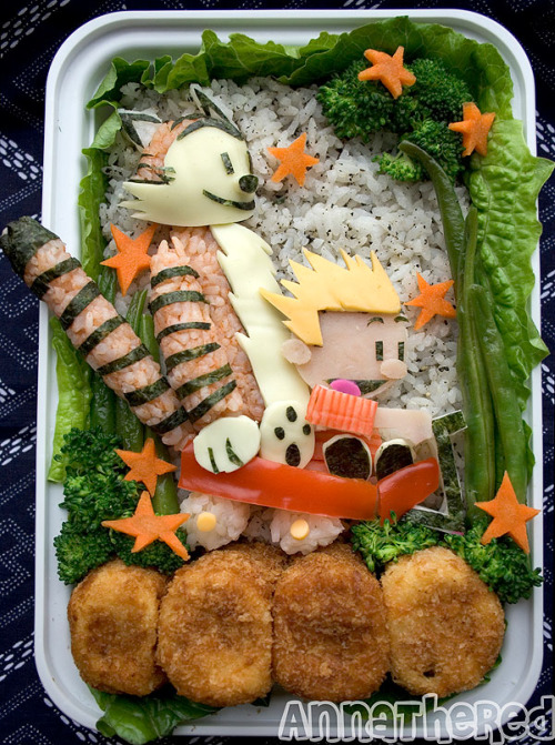 calvin-and-hobbes-bento-box
