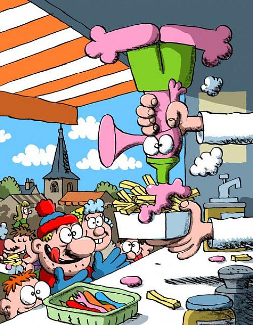 Plunk (c) Luc Cromheecke
