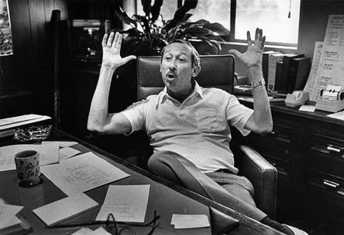 Roy Disney, 1930-2009
