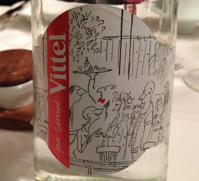 Jean-Jacques Sempé for Vittel