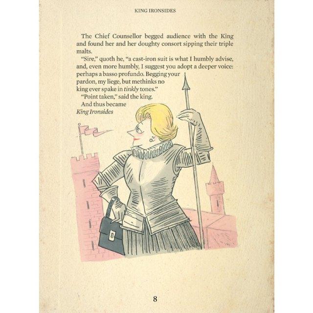 Thatcher by Simmonds