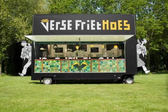 Friethoes wagen 2013