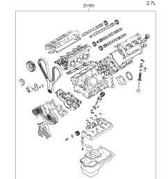 engine assy sub model grandeur xg manufacture hyundai hs your price 3009 25 [ 886 x 1211 Pixel ]