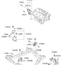 bracket assy engine mtg [ 886 x 1211 Pixel ]