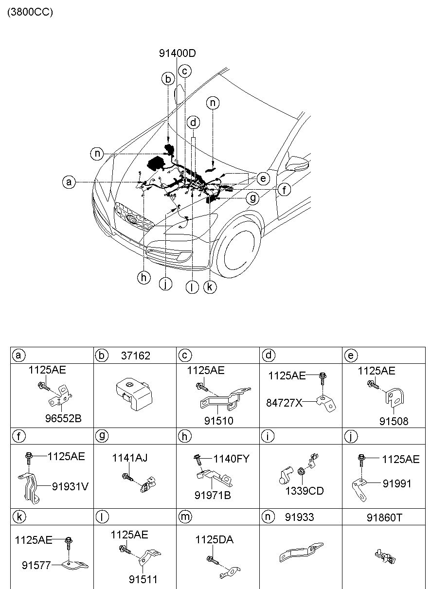 hight resolution of wiring assy control