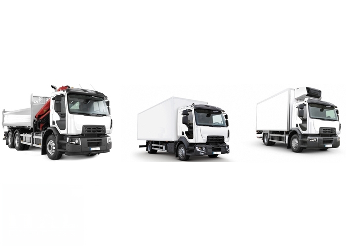 Spare parts for Renault Trucks Heavy duty vehicles (Trucks