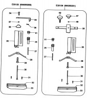 Elu Accessories Spare Parts, Elu Accessories, Attachments