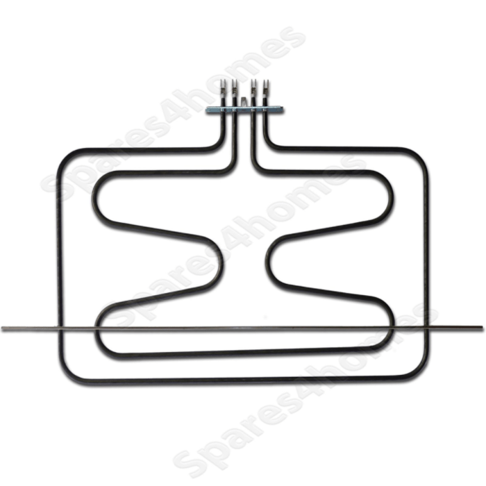 Genuine Indesit Top Oven Dual Grill Cooker Element KP9C11S