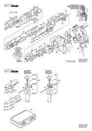 Buy A Bosch GBH 4 DSC SERVICE PACK 1617000198 Spare Part