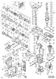 Buy A Hitachi DH50MR Spare part or Replacement part for