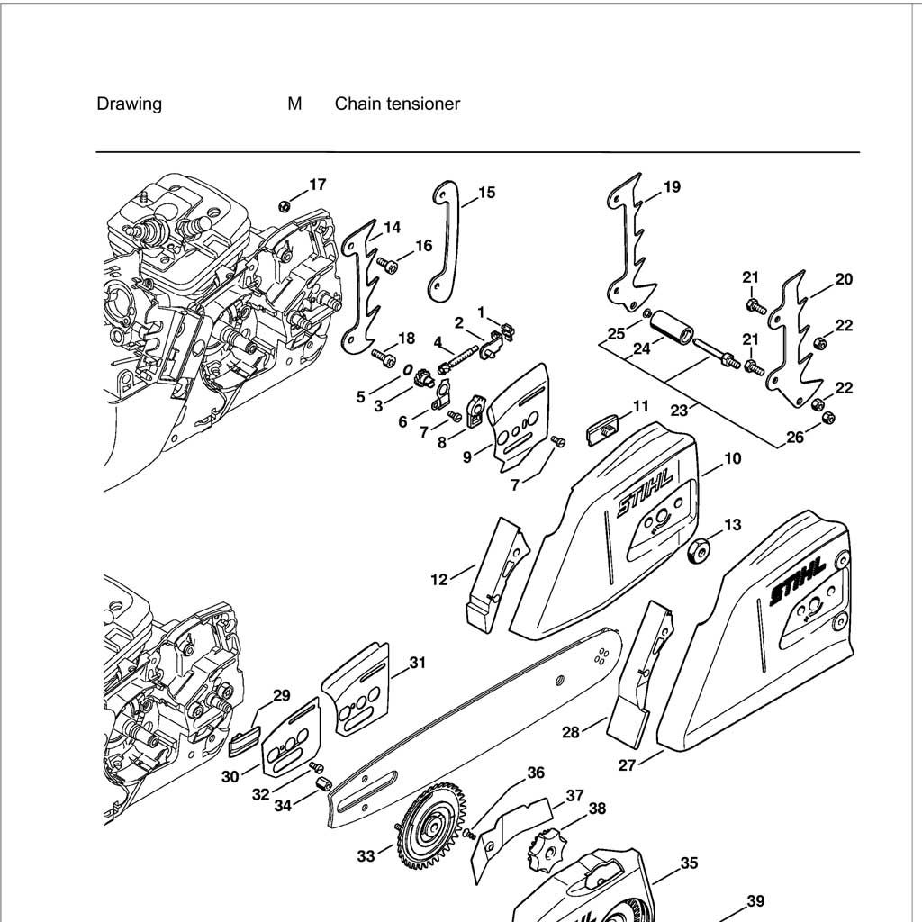 Buy A Stihl Ms361 Spare Part Or Replacement Part For Your