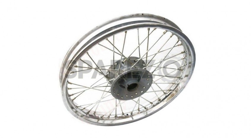 Royal Enfield Complete Disc Brake Model Front Wheel With