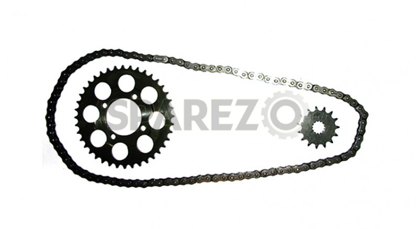 Yamaha RD350 Chain Sprocket Kit 15T 40T 94 Link Pitch 520
