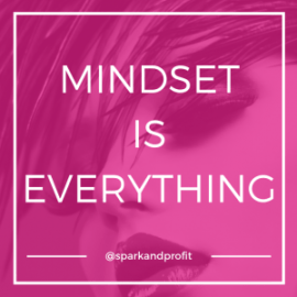 mindset is everything